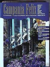 CAMPANIA FELIX -MONTANO ANTILIA FAICCHIO PRATA MARIGLIANO CIMITILE VELA