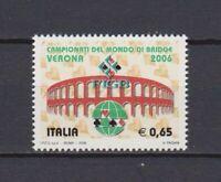 s17222) ITALIA MNH** 2006 W.C. Bridge 1v