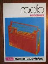 RADIO - RFT Stern Sensomat 3000 Stereoport SRE 100 Elite 2001 Automatic 1421