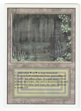 Bayou Mangrovensumpf Magic english Revised Dual Land original Scan 18J159