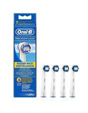 Braun Oral-B Precision Clean Aufsteckbürsten Bürstenkopf 4 er Pack