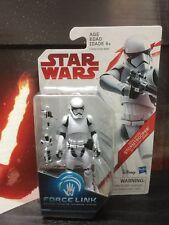 Star Wars The Last Jedi First Order Stormtrooper Figure - Force Link