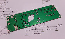 PCB for HF amplifier 20W MOSFET for SDR HERMES ANAN
