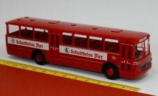 Mercedes O 317 K DB Deutsche Bundesbahn - Schultheiss Bier - Brekina 59043