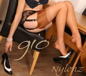 GIO RHT Stockings / Nylons - SPICE - imperfects NYLONZ