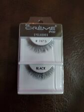 The Crème Shop Eyelashes 100% Human Hair - Reusable