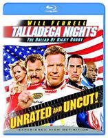 Talladega Nuits - The Ballade De Ricky Bobby Blu-Ray (SBR42283)