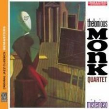 Concord Music CDs Thelonious Monk