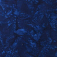 Kaufman Batik Prisma Dyes Fabric, AMD-7000-248 MARINE, By The Half Yard