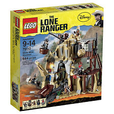 LEGO The Lone Ranger Set 79110 Silver Mine Shootout Disney NEW Sealed