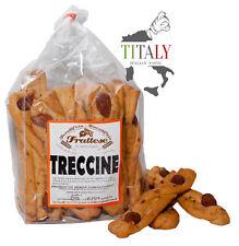 TRECCINE ALL'OLIO EXTRAVERGINE DI OLIVA 1 kg Tarallificio Frattese