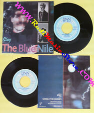 LP 45 7'' THE BLUE NILE Stay Saddle the horses 1984 italy VIRGIN no cd mc dvd