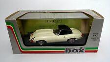 "Jaguar E Spyder "" Con Capottina  - Model Box  1:43"