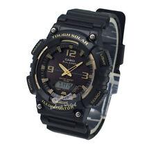-Casio AQS810W-1A3 Analog Digital Tough Solar Watch Brand New & 100% Authentic