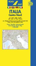 ITALIA CENTRO NORD CARTINA STRADALE [SCALA 1:800.000] [CARTA/MAPPA] BELLETTI SRL