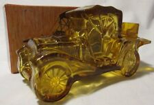 AVON VINTAGE PACKARD ROADSTER DECANTER (EMPTY) OLAND WITH BOX