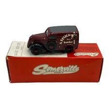 Somerville 1/43 Handcrafted Master Model - Design for a Butcher Fordson Van