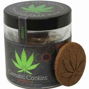 Euphoria Cannnabis Cookies