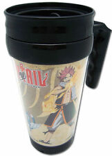 FAIRY TAIL -  CREW WITH HANDLE TUMBLER LICENSED PRODUCT