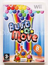 BUST A MOVE - NINTENDO WII - PAL ESPAÑA - BUST-A-MOVE