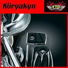 Kuryakyn Zombie™ Brake Pedal Pads for Touring, Dyna & Softails 4406