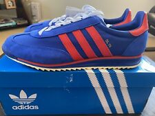 Adidas SL76 Royal Blue Red Size Exclusive Size 10 Bnibwt