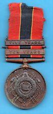 More details for national fire brigades association - long service medal - joseph kershaw