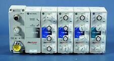 R18 ALLEN-BRADLEY FLEX ARMOR I/O, 4 SLOT BASEPLATE 1798-BP4 95711801