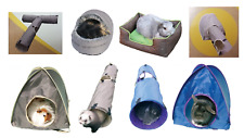 ROSEWOOD GUINEA PIG RABBIT SMALL ANIMAL BEDS IGLOO BED TENT HIDE HOUSE TUBES