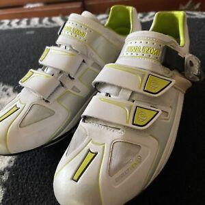 Pearl Izumi P.R.O. Carbon Unidirectional Road Bike Women's Shoes EUR 41 w/Clips