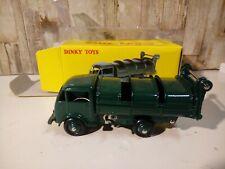 Modellino DIE CAST Dinky Toys Ford Benne à Ordures 25 V Atlas 1/43 Nuovo
