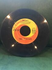 THE BEATLES HELP!/I'M DOWN CAPITOL RECORDS 5476 45 EP NO SLEEVE