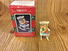 Enesco Ornament 1991 cats For a Perfect Mom Collection Christmas Mother series