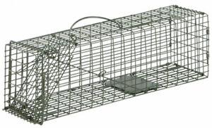 "Squirrel Cage Live Trap 16""x5""x5"" Trapping rabbit Squirrel Chipmunk Rat"