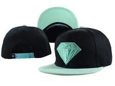 New Fashion Diamond SUPPLY CO Snapback style Baseball Hip-Hop Cool CAP HAT Black