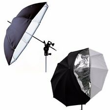Photography Studio Diffuser Umbrella Double Layers Reflective Translucent 33inch