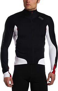 GORE men's $190 XENON 2.0 SO long sleeve cycling jersey   small