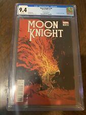 Moon Knight #188 1:25 Variant CGC 9.4 1st App. Sun King