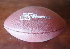 Microsoft 2000 Spalding Football Giveaway
