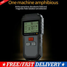 ET825 Electromagnetic Radiation Tester Wave Radiation Detector Meter Radio Alarm