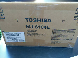 Toshiba MJ-6104 Lochereinheit für Finisher MJ-1107, MJ-1108 Hole punch unit