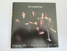 THE CRANBERRIES - EVERY BODY ELSE IS DOING IT,SO WHY CAN'T WE - 12 CANCIONES - C