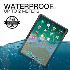 """Waterproof Shockproof Full Case Cover for iPad Pro 9.7"""" 10.5"""" 10.2"""" iPad Air 2"""