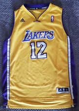 Adidas NBA Los Angeles Lakers #12 Dwight Howard Size Youth XL Jersey