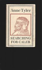 Searching For Caleb by Anne Tyler (Rare Chatto & Windus UK First Edition