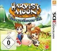 Nintendo 3 DS Spiel: Harvest Moon: Verlorene Tal 3DS Neu & OVP