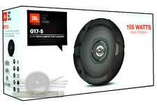 "JBL GT7-5 2-Way GT7 Series Coaxial Car Speakers New (PAIR) 5-1/4"" Car Speakers"