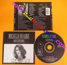 CD MICHELLE MALONE New Experience 1993 Us ALUMINUM JANE no lp mc dvd (CS62)