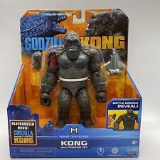 Monsterverse KONG with Fighter Jet Godzilla vs King Kong Battle Damage - NEW