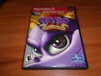 Spyro: Enter the Dragonfly (Sony PlayStation 2, 2002) Complete PS2